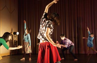 "Tada Junnosuke ""Choreograph"""