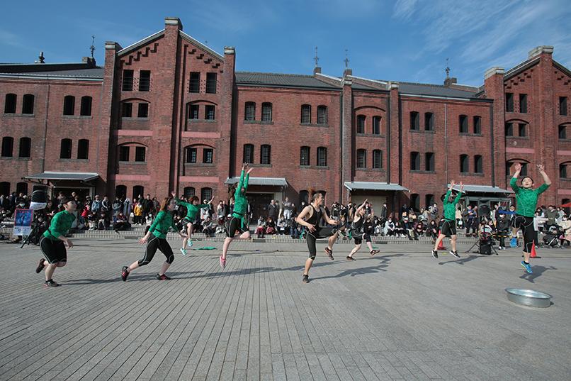 青空ダンス