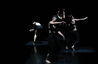Dance Cross + Asian Selection
